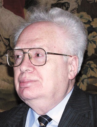 2283 011 DANIIL F. GLUZMAN (on the 80th birth anniversary)