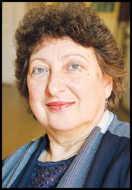 Svitlana Pavlivna Sidorenko (1953–2018)