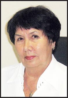 LUDMYLA ZAKHARIVNA POLISHCHUK Ludmyla Zakharivna Polishchuk (1937–2019)